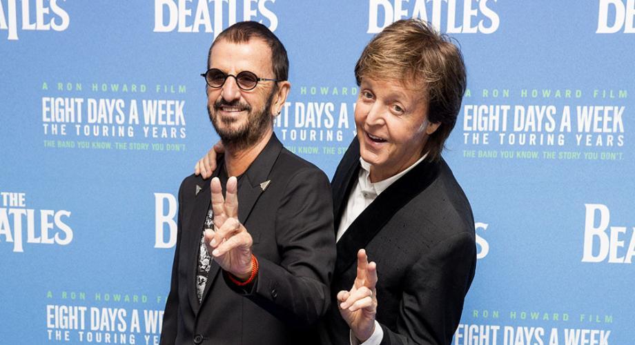 Paul McCartney & Ringo Starr vor reînregistra o piesă compusă de John Lennon