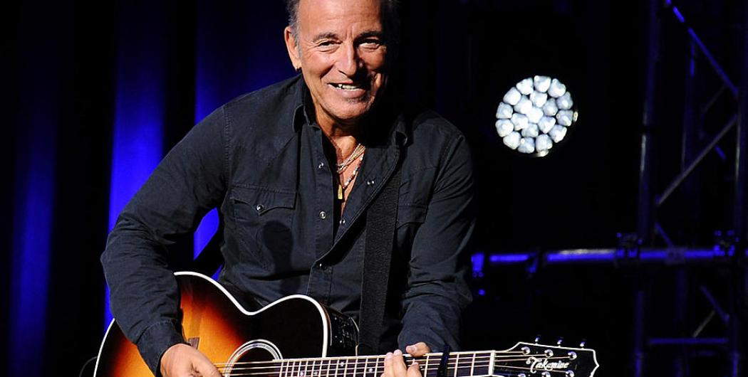 La 70 de ani, Bruce Springsteen se consideră un muzician norocos