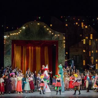 """""""Cavalleria Rusticana & Pagliacci"""", pe scena Operei Naționale București"""