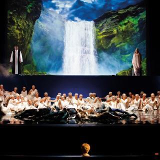 """""""Samson și Dalila"""", pe scena Operei Naționale București"""