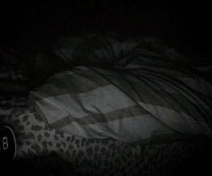 A lăsat webcamul deschis, apoi a urmat un film horror! (VIDEO)