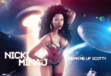 "#Relaunched. Nicki Minaj a lansat ""beam me up scotty"" pe platformele de streaming. Pentru prima oară din 2009"
