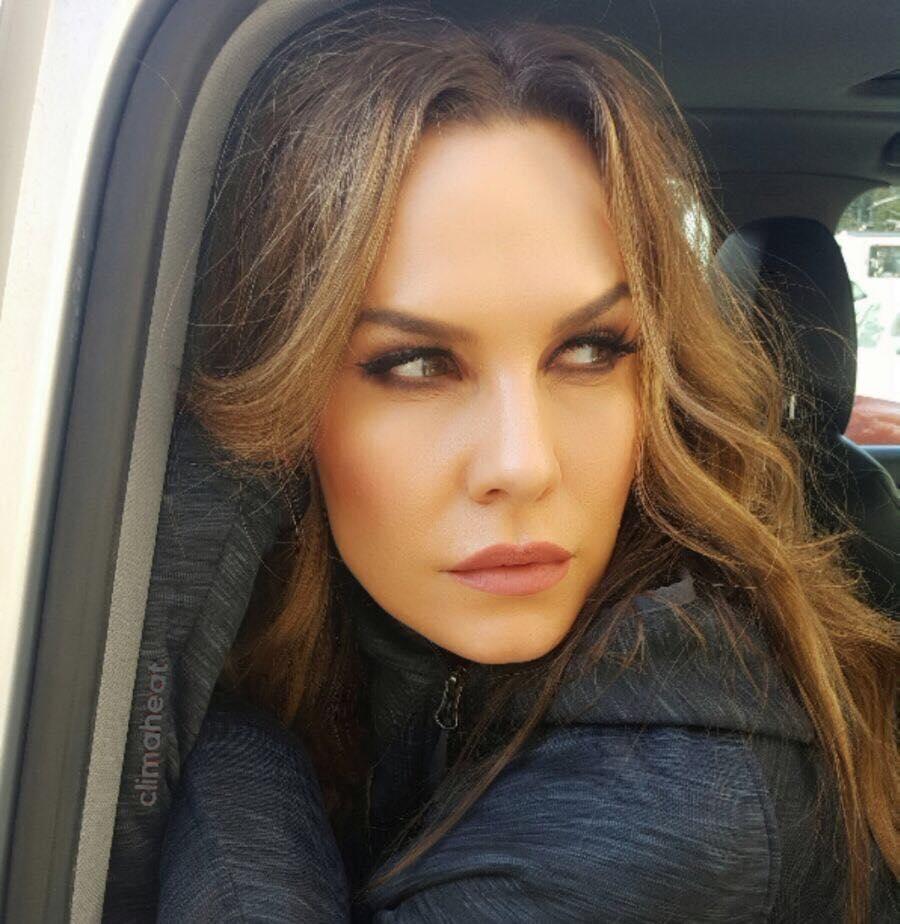 ANNA LESKO, filmată GOALĂ în așternuturi! Se atinge ...  |Anna Lesko