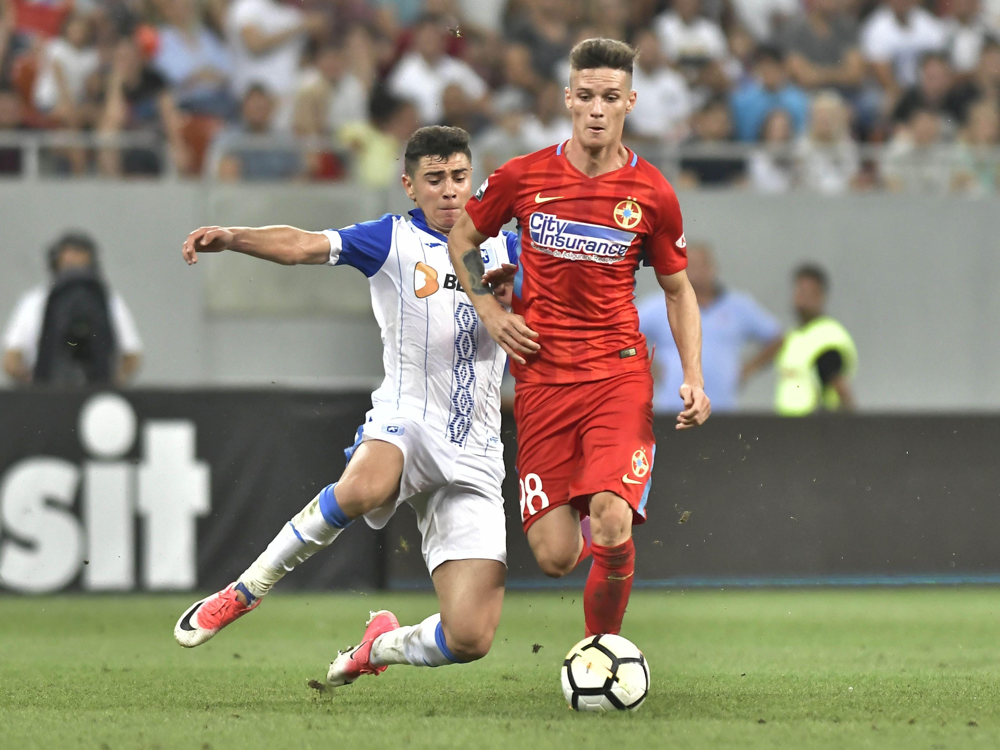 Europa League: FCSB - Milsami Orhei si CSU Craiova - FK ...   Craiova Fcsb