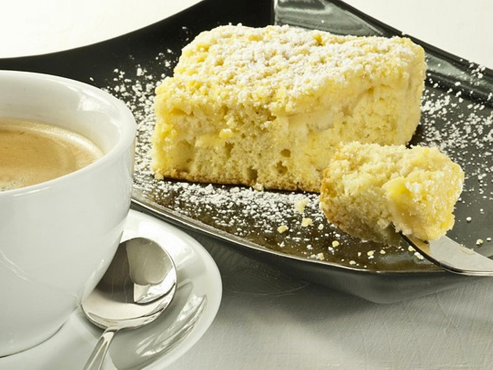 Prăjitura cu brânză și pere. Desert de toamnă delicios!