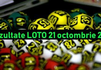 Rezultate Loto 6 din 49, Loto 5 din 40, Joker și Noroc. Numere câștigătoare 21 octombrie 2018