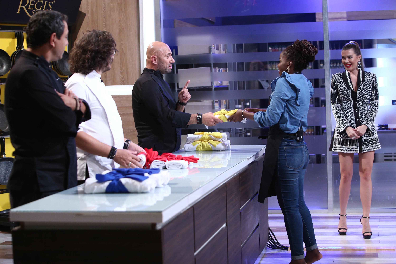"""Noile ECHIPE de la """"Chefi la cuțite"""" s-au format! Cu cine luptă Bontea, Scărlătescu și Dumitrescu! Ți-ai ales preferatul?"""