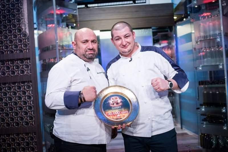 """Îți amintești de Gianny Bănuță, câștigătorul """"Chefi la cuțite"""", sezon trei? Ce detaliu incredibil a ieșit la iveală"""