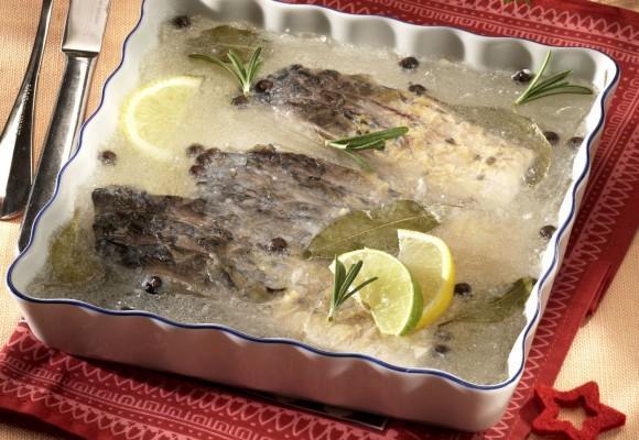 Sărbătoarea Buna Vestire. Cum se face piftia de pește ca la mănăstire