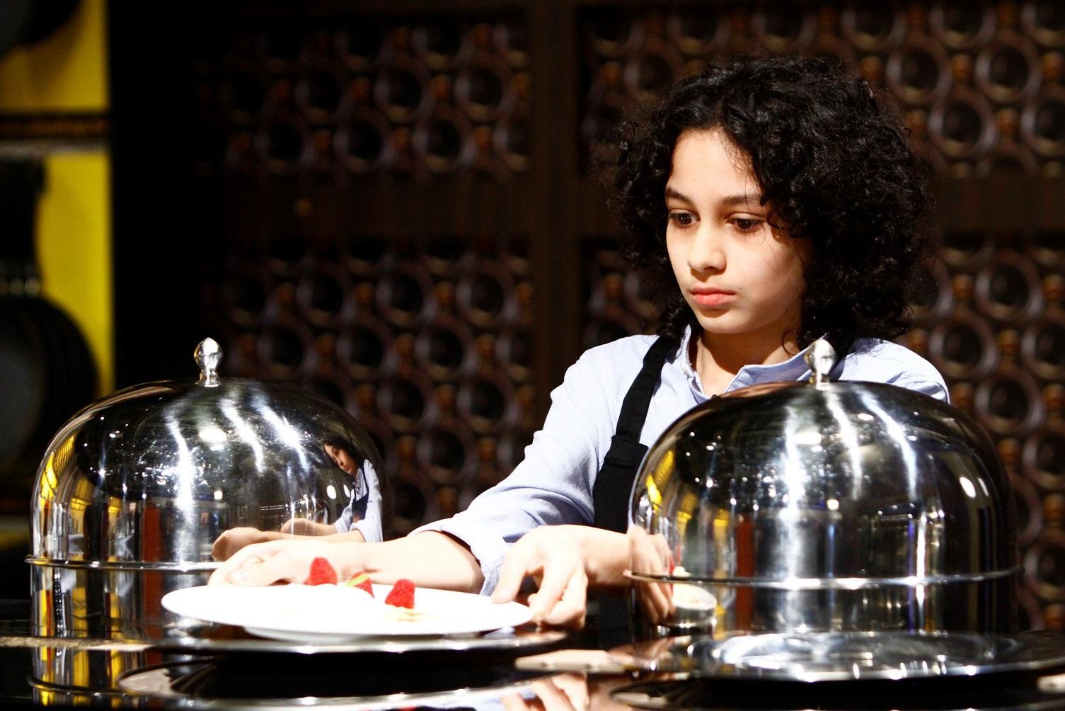 Copilul minune al bucătăriei, la 12 ani vine în fața juraților cu o rețetă a lui chef Dumitrescu