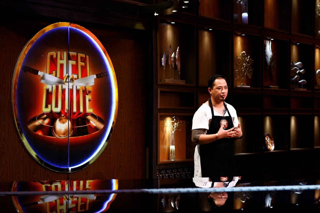 Un filipinez face spectacol la Chefi la cuțite: