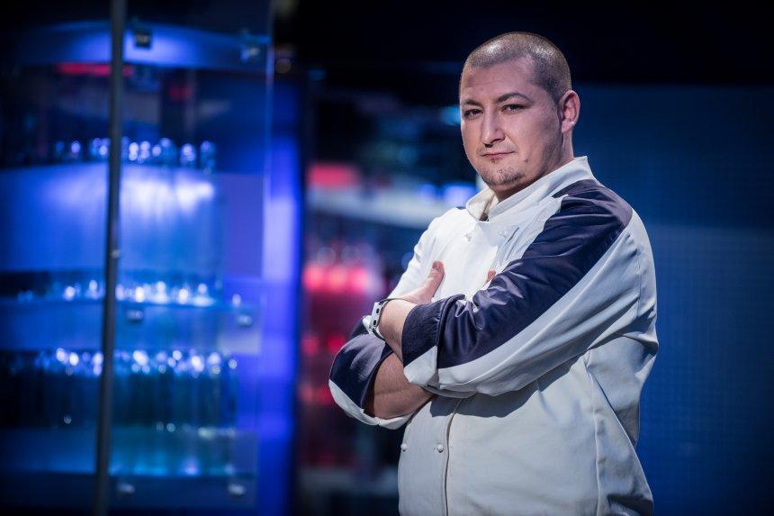 """Mai sunt câteva zile până la noul sezon """"Chefi la cuțite""""! Gianny Bănuță, câștigător al sezonului trei, face o dezvăluire complet neașteptată!"""