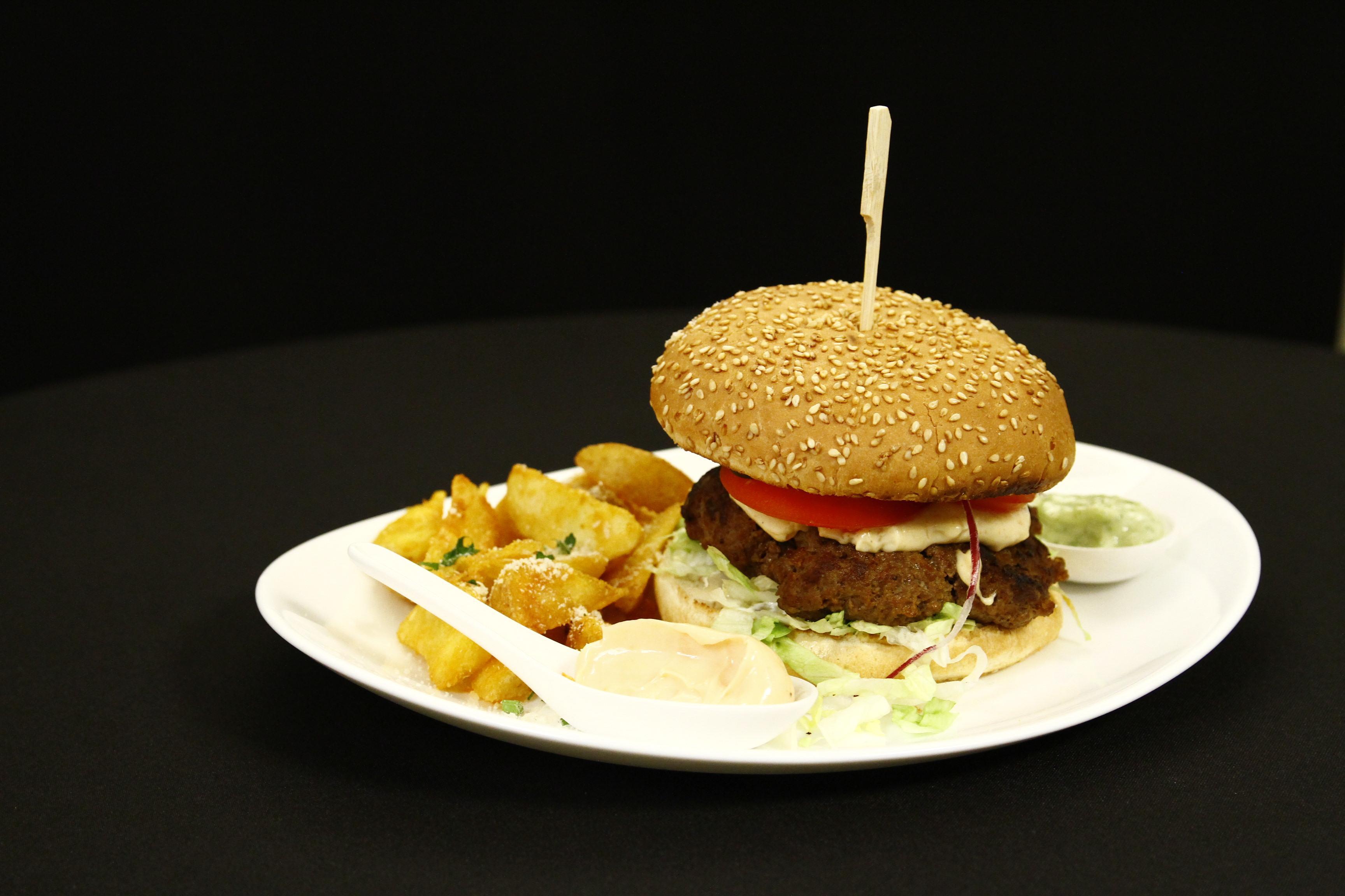 Rețetă de burger delicios, pentru orice pofticios