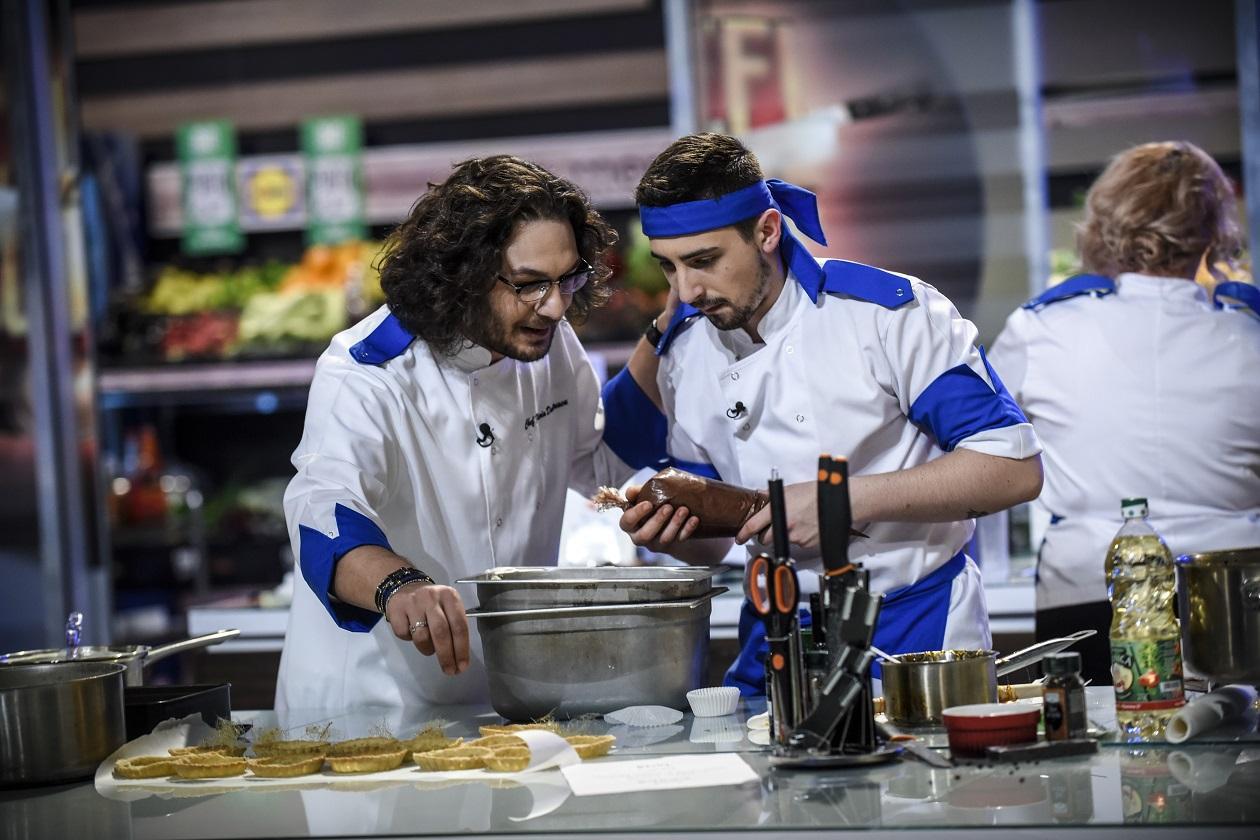 """Acesta este câștigătorul finalei """"Chefi la cuțite""""? Ce SECRET ascunde Chef Florin Dumitrescu!"""