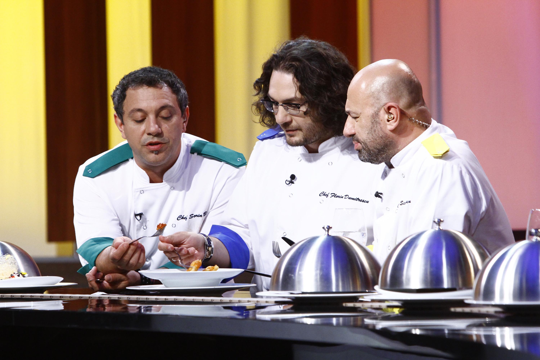 """Tensiunea atinge cote maxime la """"Chefi la cuțite""""! Un alt concurent părăsește competiția!"""