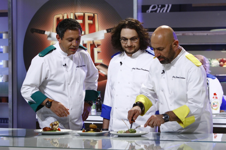 """Rețete sofisticate în farfuriile concurenților de la """"Chefi la cuțite""""! Ce s-a gătit în primele confruntări din bucătărie?"""