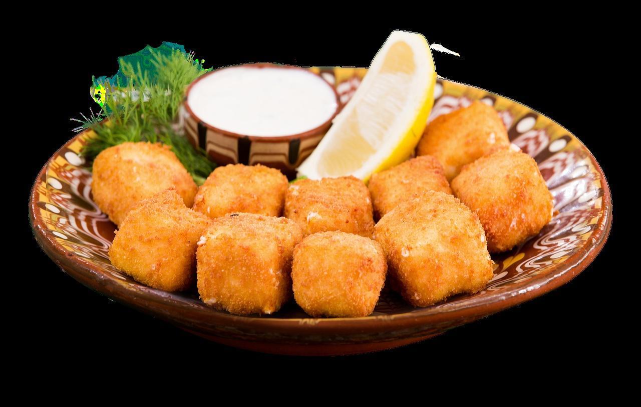 Crochete de cașcaval cu cartofi, perfecte printre aperitivele unei mese festive!