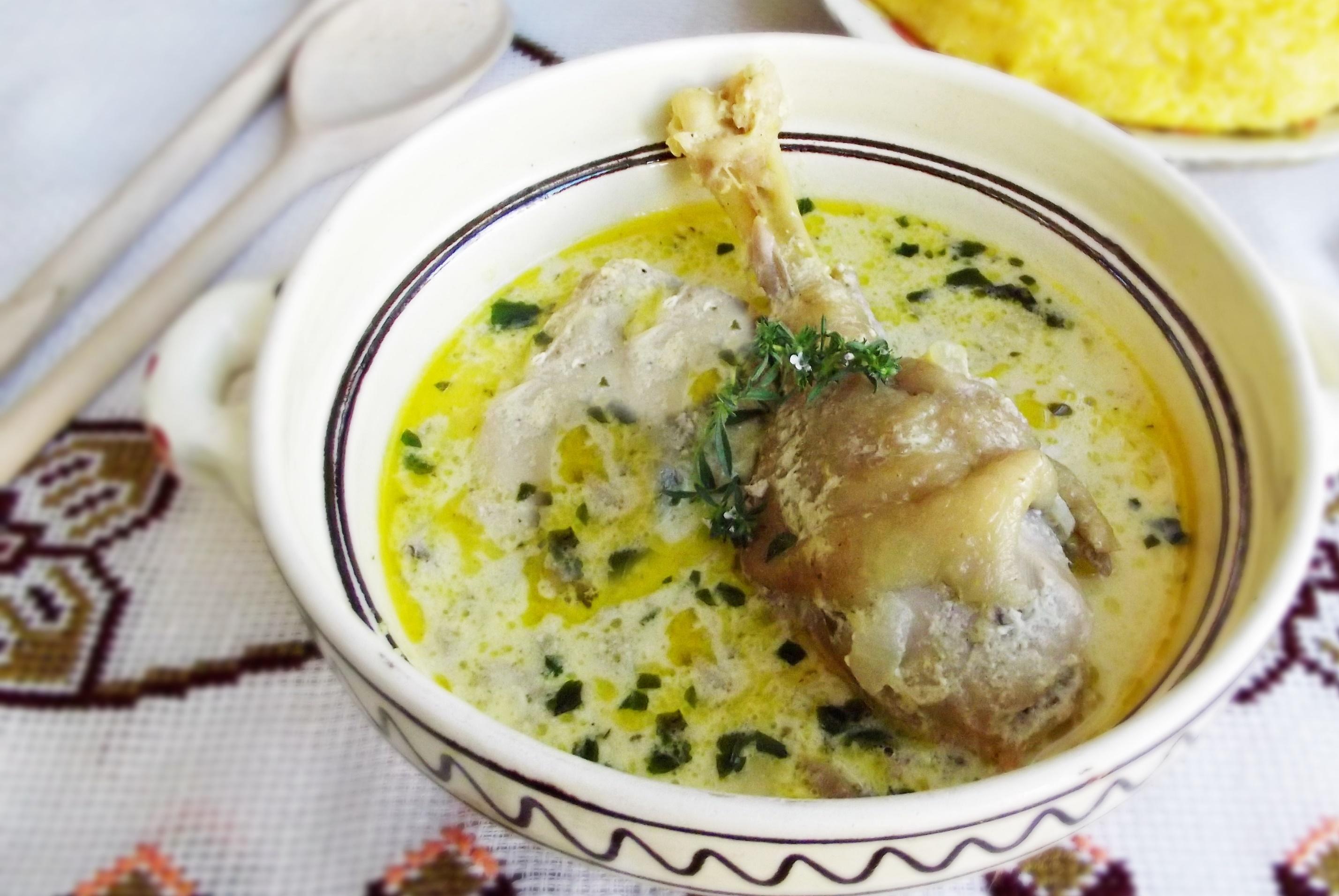 Rețetă delicioasă de copănele de pui în sos de lămâie