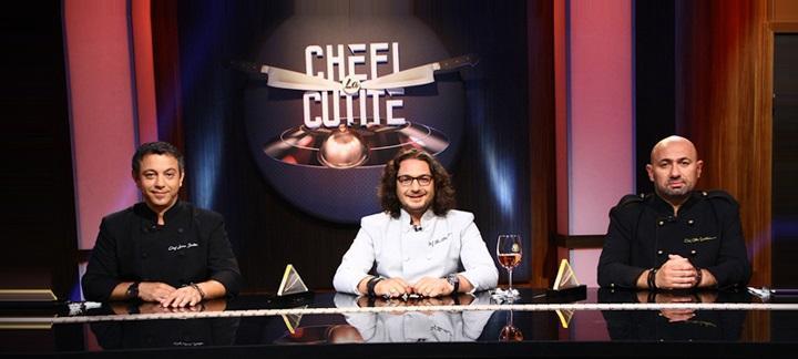 """S-a AFLAT! Când începe sezonul 6 al emisiunii """"Chefi la cuțite"""""""