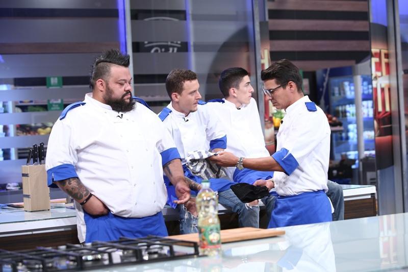 """Semifinală cu emoții și farfurii impecabile la """"Chefi la cuțite"""""""