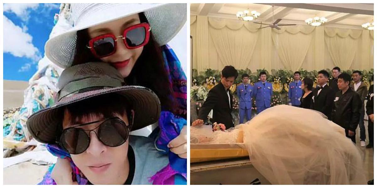 Un tânăr s-a căsătorit cu iubita moartă, în cadrul unei ceremonii extravagante