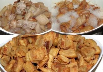 Cum preparăm jumări de porc și ce ingredient se pune în untură pentru un plus de gust!