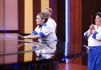 """Amalia Bellantoni se autoproclamă """"Regina Pizzelor""""! Concurenta îi intimidează și pe chefi: """"Bă cât poate să vorbească, frățică! Mă panichează, jur!"""""""