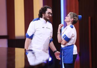 """Amalia Bellantoni, în lacrimi după ce a părăsit competiția """"Chef la Cuțite"""": Sunt două variante. Ori chefii nu au gustat, ori nu au mâncat niciodată așa ceva"""