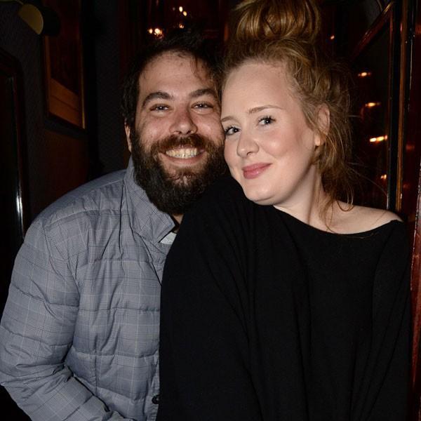 Adele divorțează! Cântăreaţa s-a despărţit de soţul ei, după trei ani de mariaj