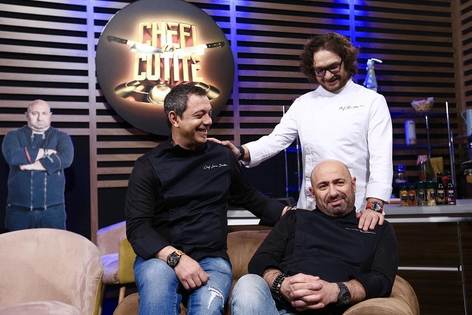 Cum vor sărbători Paștele chefii Bontea, Dumitrescu și Scărlătescu