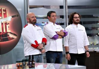 Campion al trofeelor Chefi la cuţite, Chef Bontea nu are nicio echipă în finala aceasta