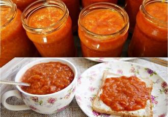 Cum preparăm cel mai gustos și aromat gem din fructe asortate. Gem de caise cu piersici și nectarine.