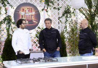 """Chefii Bontea, Dumitrescu și Scărlătescu  au inventat """"Poliția Gastronomică"""""""