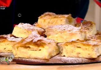 Cum preparăm cea mai bună rețetă de  plăcintă cu brânză sărată, o  rețetă specific românească.