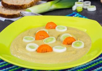 Supă cremă de praz. Rețetă din bucătăria olandeză