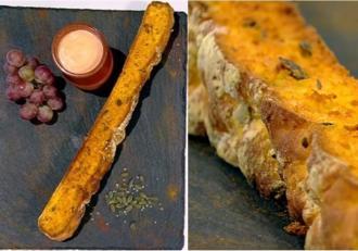 Pâine cu dovleac în aluat. Rețetă de pâine cu arome de toamnă