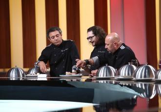 """Chefi la cuțite 2020. Surpriză la degustare! Cătălin Scărlătescu: """"Am descoperit cea mai bună farfurie din tot concursul"""""""