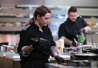"""Maria Șandru de la """"Chefi la cuțite"""", poze de familie! Cum arată soțul și cei doi copii ai concurentei"""