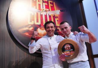 Ce mai face și cum arată Cristi Șerb, câștigătorul primului sezon de la Chefi la cuțite