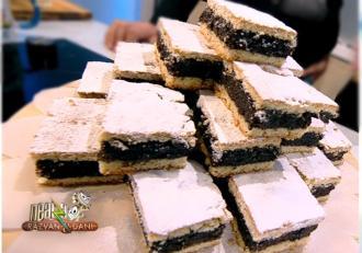 Este cea mai bună prăjitură cu foi fragede și mac, după cum declară matinalii de la Neatza cu Răzvan și Dani!