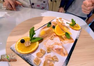 Din bucătăria lui Vlăduț, o delicioasă Rețetă de clătite franțuzești - Crepes Suzette