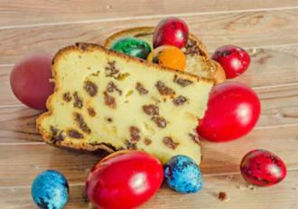 Rețetă de Pască fără aluat cu multe stafide și alte ingrediente cu arome deosebite