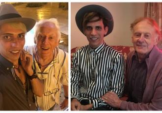 """Tânărul român căsătorit cu un preot în vârstă de 81 de ani, care a fost la """"Chefi la cuțite"""", a rămas văduv! Ce avere uluitoare i-a lăsat soțul lui! """"Am plâns, pentru două zile!"""""""
