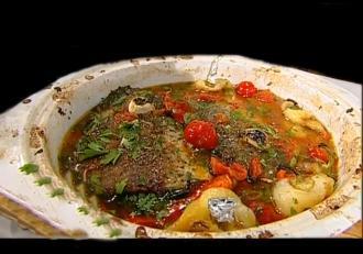 Saramura de pește. Rețeta ușoară și nemaipomenit de gustoasă din Dobrogea