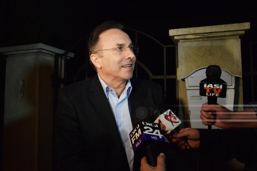 Fostul primar al Iaşiului, Gheorghe Nichita, condamnat la 5 ani de închisoare cu executare