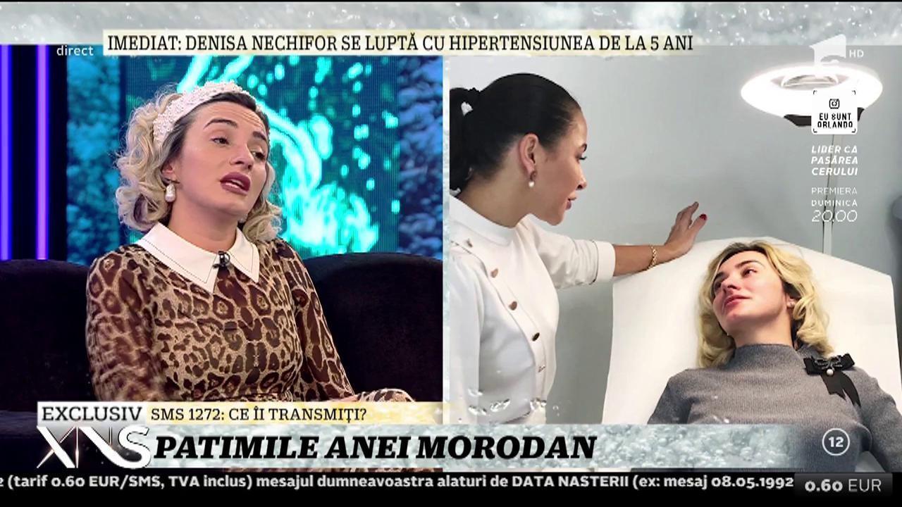 """A slăbit 11 kilograme în """"Asia Express"""", iar acum Ana Morodan vrea să-și facă operații estetice: """"Sânii mei nu mai sunt. Dacă îmi dau sutienul jos sunt... niște șosete!"""""""