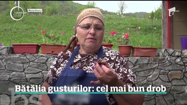 Chef Scărlătescu dă verdictul: Unde găsim cel mai bun drob din România?
