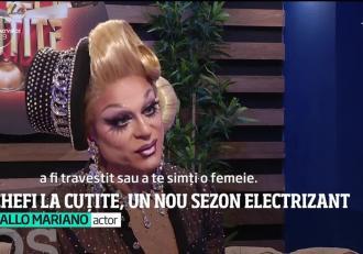 """Priscilla din Mykonos a venit după unul dintre chefi, în sezonul șapte al emisiunii! """"Să spun adevărul..."""""""