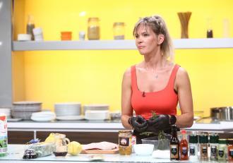 """Un pilot ca nimeni altul! Andreea Goga, campioană națională la enduro, a făcut show la """"Chefi la cuțite"""""""