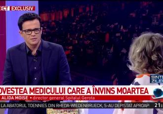 """Șefa de la Gerota, mărturisiri după ce a învins moartea: """"Nu m-am gândit niciodată la o formă severă!"""" Care au fost primele simptome ale infecției cu COVID-19"""